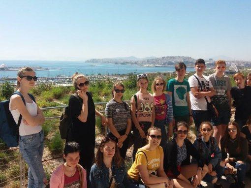 Athéni tanulmányi kirándulás 2017.