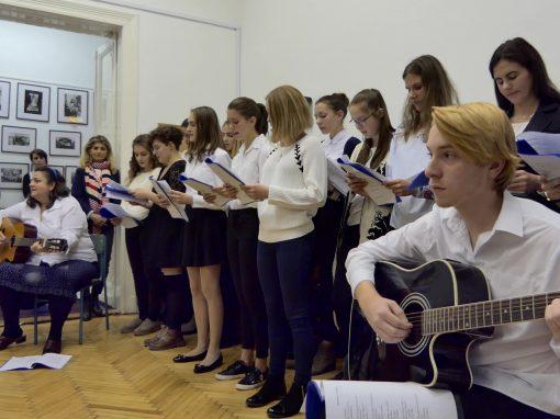 Az október 28-i nemzeti ünnep iskolánkban