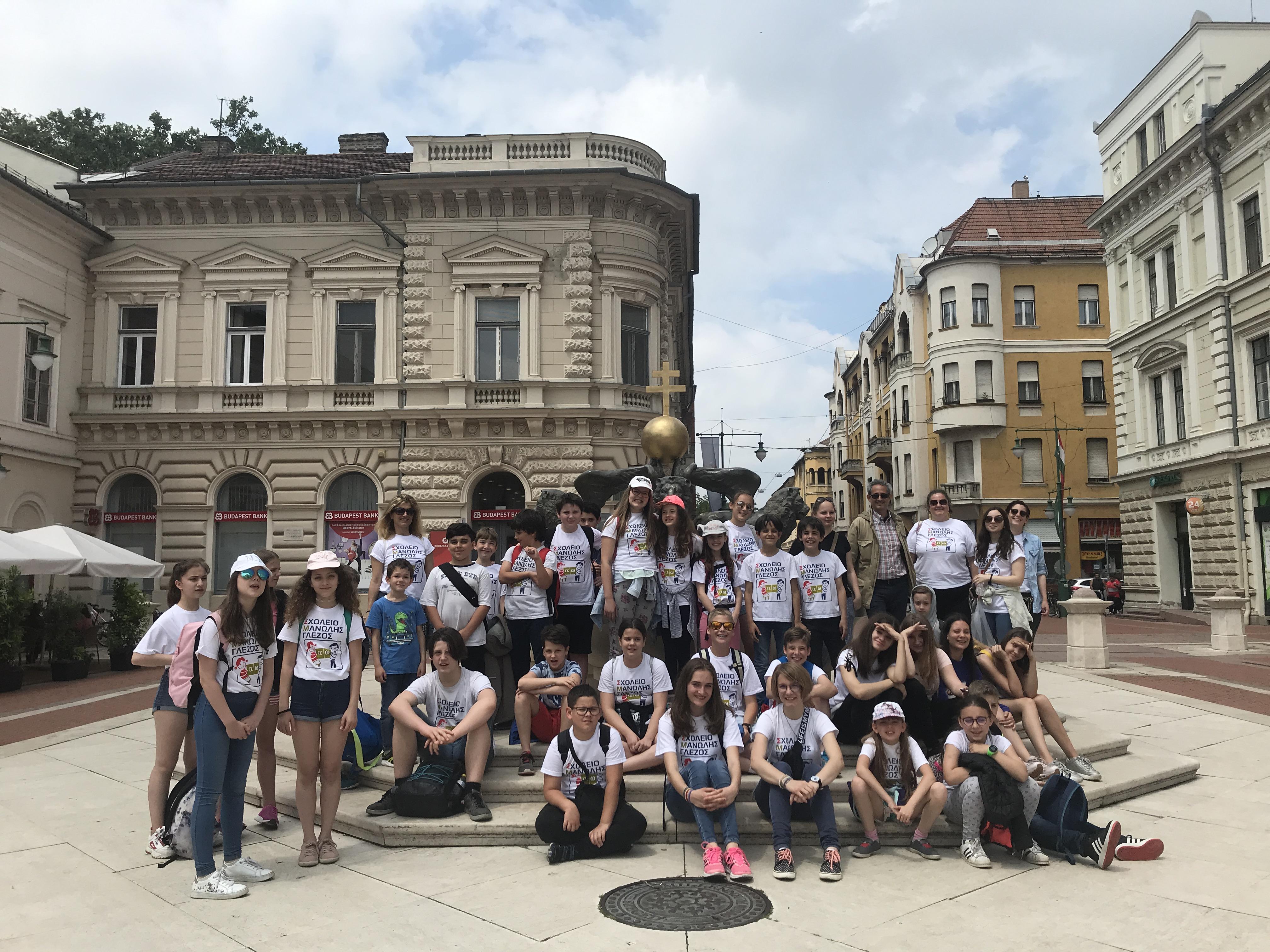 Tanulmányi kirándulás Szegedre-2019