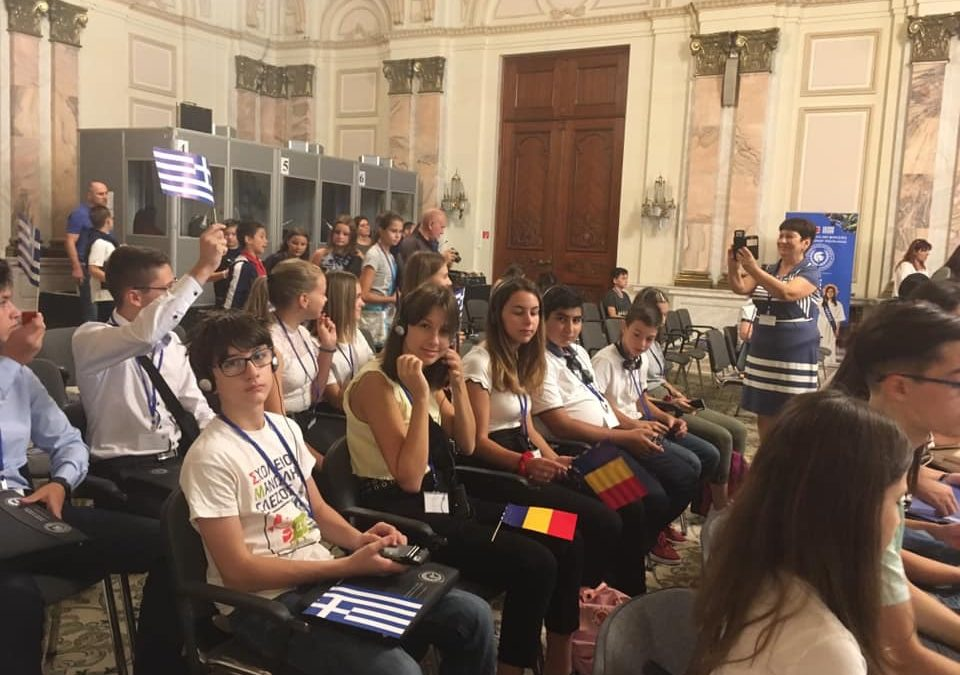 Görög nyelvi olimpia Bukarestben – 2019 szeptember 5-7.