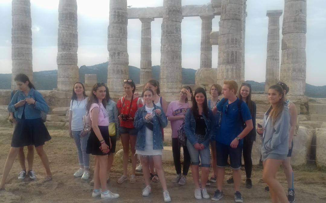 Tanulmányi kirándulás Athénba és a Peloponnészoszra