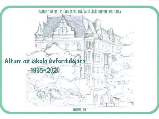 Jubileumi Évkönyv 1995-2020